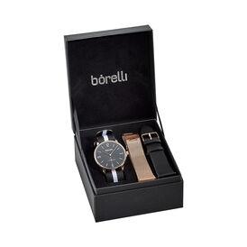 Borelli Herrenuhr Uhrenset Sn16401g03 Quarz - Analoguhren Herren | Oro Vivo