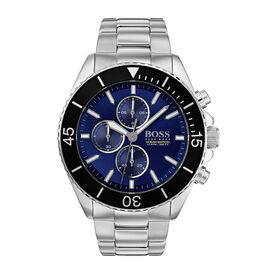 Boss Herrenuhr Ocean Edition 1513704 Quarz - Analoguhren Herren | Oro Vivo