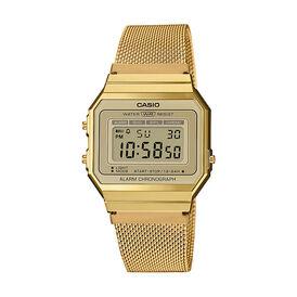 Casio Collection Damenuhr A700wemg-9aef - Digitaluhren Damen | Oro Vivo