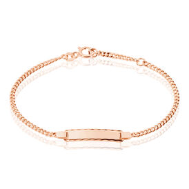Damen Id Armband Panzerkette Silber 925 Gravierbar - ID-Armbänder Damen | Oro Vivo