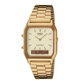 Casio Collection Unisexuhr Vintage 010-02158-17 - Analog-Digital Uhren  | Oro Vivo