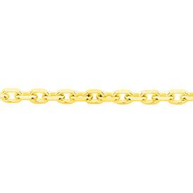 Damen Ankerkette Gold 585 50cm - Ketten ohne Anhänger Unisexe | Oro Vivo