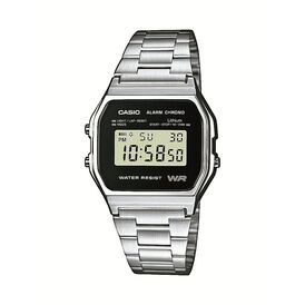 Casio Collection Herrenuhr A158wea-1ef Retro - Chronographen Herren | Oro Vivo