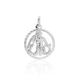 Herrenanhänger Silber 925 Sternzeichen Wassermann - Personalisierte Geschenke Herren | Oro Vivo