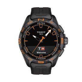 Tissot Herrenuhr T-Touch T1214204705104 Quarz - Analoguhren Herren | Oro Vivo
