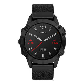 Garmin Unisexuhr Fenix 6 Sapphire 010-02158-17 - Smartwatches Unisexe | Oro Vivo
