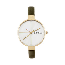 Borelli Damenuhr New York Sl15942l98 Quarz -  Damen | Oro Vivo