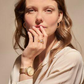 Damenring Gold 750 Diamanten 0,513ct - Ringe mit Edelsteinen Damen   Oro Vivo