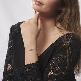 Damenarmband Vergoldet Infinity - Kategorie Damen | Oro Vivo