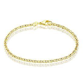 Damenarmband Panzerkette Gold 375  - Armketten Damen   Oro Vivo