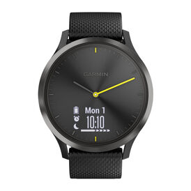 Garmin Unisexuhr 010-01850-01 Smartwatch - Black Friday Unisexe | Oro Vivo