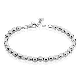 Damenkugelarmband Kugelkette Silber 925  -  Damen | Oro Vivo