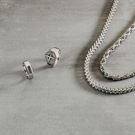 Herren Königskette Edelstahl 70cm - Ketten ohne Anhänger Herren | Oro Vivo