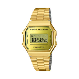 Casio Collection Unisexuhr Vintage A168wegm-9ef -  Unisexe | Oro Vivo