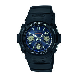 Casio G-shock Herrenuhr Awg-m100sb-2aer Digital -  Herren   Oro Vivo