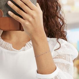 Damenarmband Silber 925 Kugeln - Armbänder Damen | Oro Vivo
