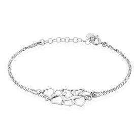 Damenarmband Silber 925 Herz  - Armbänder  | Oro Vivo