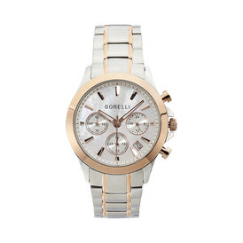 Borelli Damenuhr Rome Ss14345l23 Quarz-chronograph - Analoguhren Damen | Oro Vivo