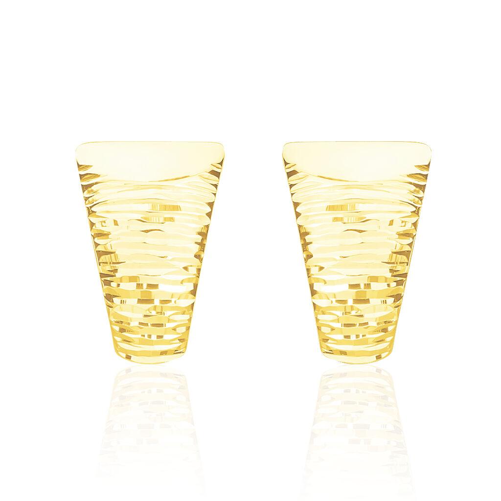 Damen Ohrstecker Gold 585  - Ohrringe Damen | Oro Vivo