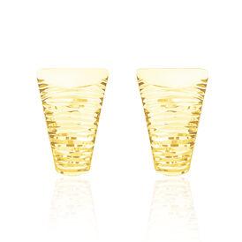 Damen Ohrstecker Gold 585  - Ohrringe  | Oro Vivo