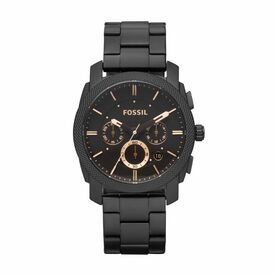 Fossil Herrenuhr Machine Fs4682 Quarz-chronograph - Black Friday Herren | Oro Vivo
