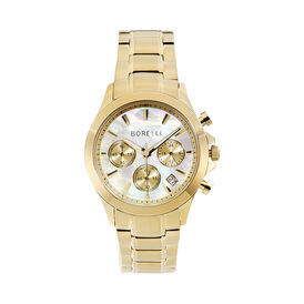 Borelli Damenuhr Rome Ss14345l24 Quarz-chronograph - Analoguhren Damen | Oro Vivo