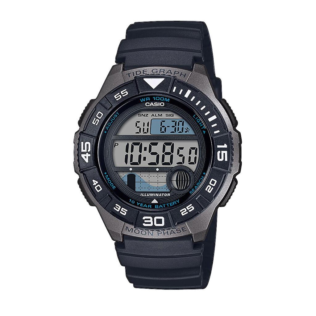 Casio Collection Herrenuhr Ws-1100h-1avef Digital - Chronographen Herren | Oro Vivo