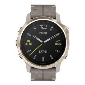 Garmin Damenuhr Fenix 6s Saphphire 010-02159-40 - Smartwatches Damen | Oro Vivo
