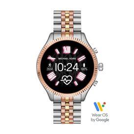 Michael Kors Damenuhr Lexington Mkt5080 Smartwatch - Chronographen Damen | Oro Vivo