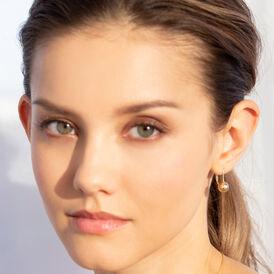Damen Ohrhänger Gold 375 Kugel - Ohrhänger Damen | Oro Vivo