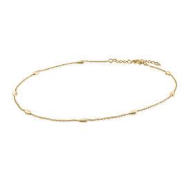 Boccia Damen Halskette Titan Vergoldet - Ketten ohne Stein Damen   Oro Vivo