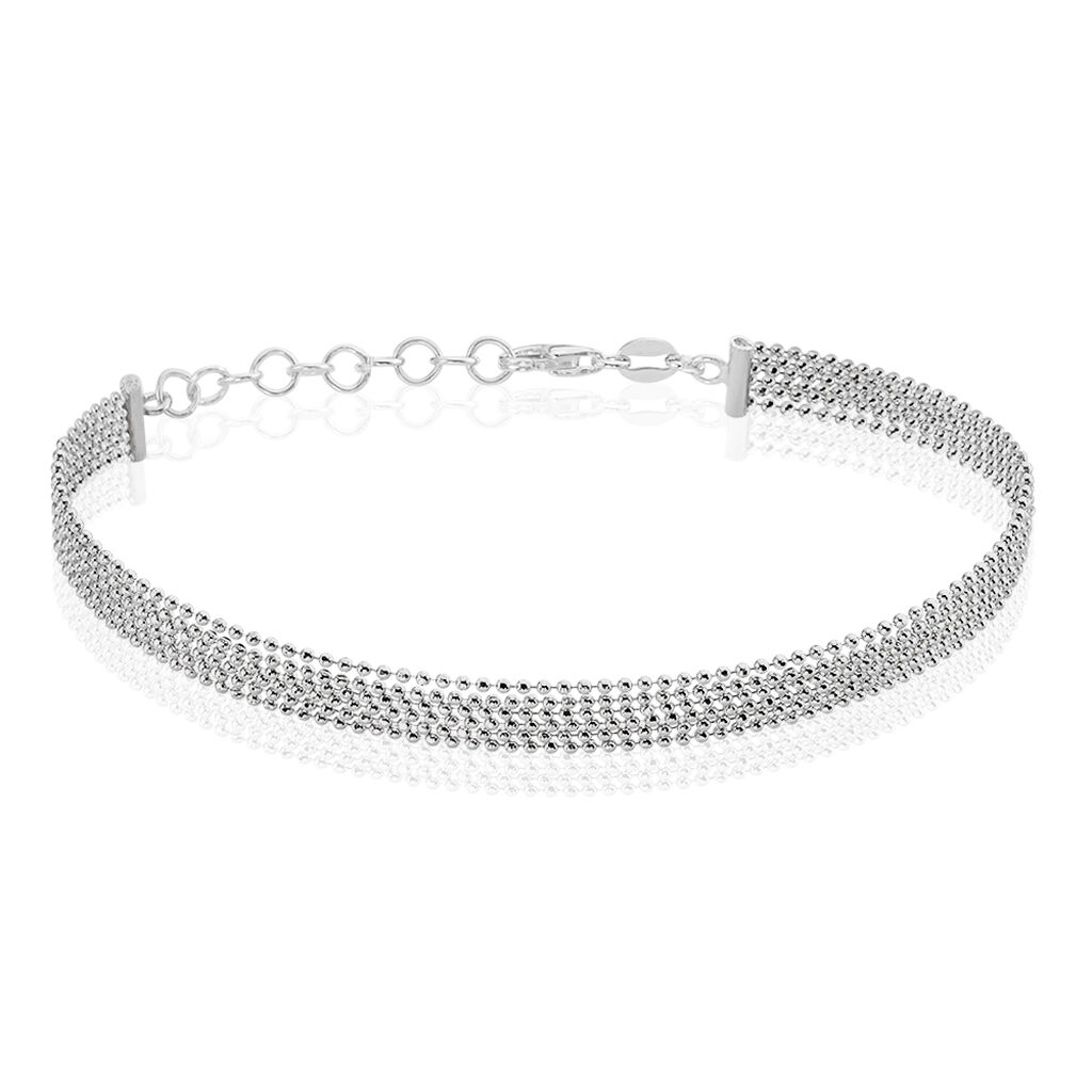 Damenarmband Kugelkette Silber 925  - Armbänder Damen | Oro Vivo