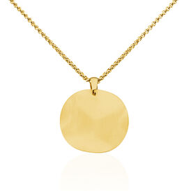 Damen Halskette Edelstahl Vergoldet  - Ketten mit Anhänger Damen | Oro Vivo