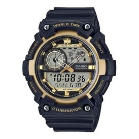 Casio Collection Herrenuhr Aeq-200w-9avef Digital - Analog-Digital Uhren Herren | Oro Vivo