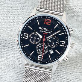 Borelli Herrenuhr Havanna Ss16802g02 Quarz - Analoguhren Herren | Oro Vivo