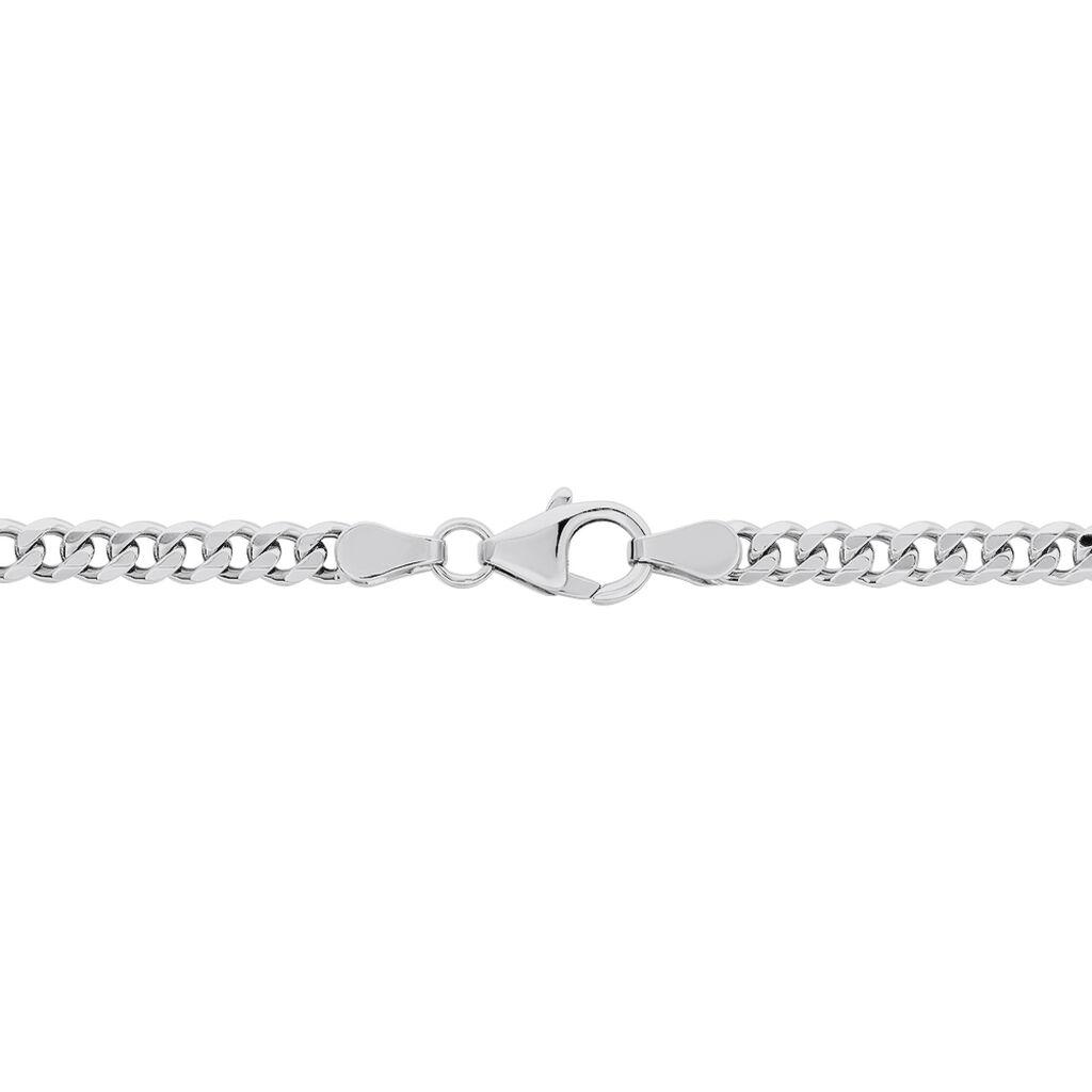 Unisex Id Armband Panzerkette Silber 925  - ID-Armbänder Unisex | Oro Vivo