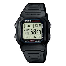 Casio Collection Herrenuhr W-800h-1aves Digital -  Herren | Oro Vivo