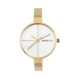 Borelli Damenuhr New York Ss15942l97 Quarz - Analoguhren Damen | Oro Vivo