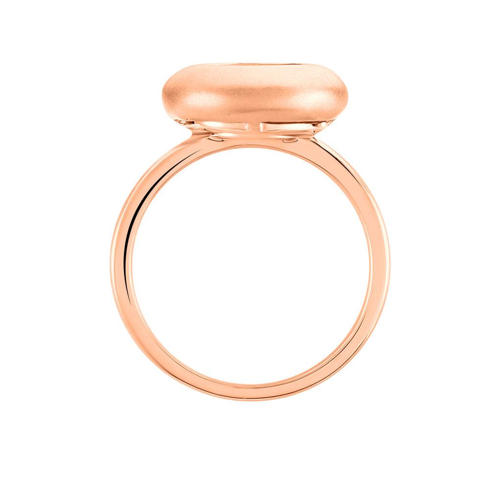 Damenring Roségold 750 Saphir - Ringe mit Edelsteinen Damen | Oro Vivo