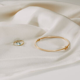 Damen Armreif Gold 375 - Kategorie Damen | Oro Vivo
