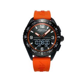 Alpina Herrenuhr Al-283lbo5aq6 Smartwatch - Black Friday Herren | Oro Vivo