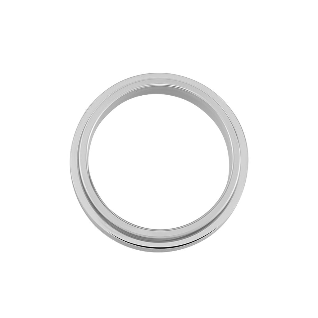 Herrenring Edelstahl Karbon Schwarz - Ringe Herren | Oro Vivo
