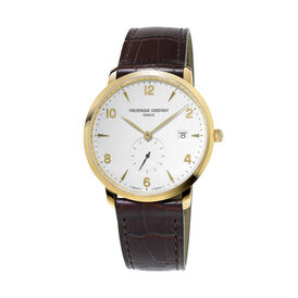 Frederique Constant Herrenuhr Slimline Quarz - Uhren Herren | Oro Vivo