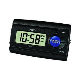 Casio Collection Wecker Digital Alarm Pq-31-1ef - Chronographen Unisex   Oro Vivo