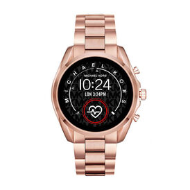 Michael Kors Damenuhr Bradshaw Mkt5086 Smartwatch - Chronographen Damen | Oro Vivo