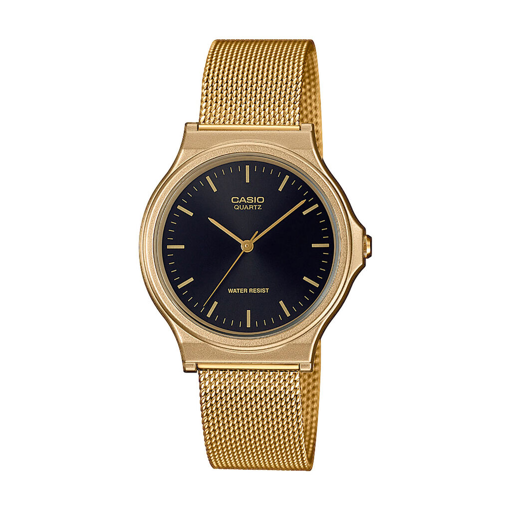 Casio Collection Damenuhr Mq-24mg-1eef Quarz - Analoguhren Damen | Oro Vivo