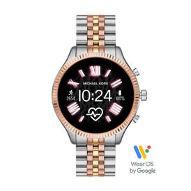 Michael Kors Damenuhr Lexington Mkt5080 Smartwatch -  Damen | Oro Vivo