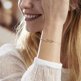 Damenarmband Silber 925 Infinity  - Armbänder Damen | Oro Vivo