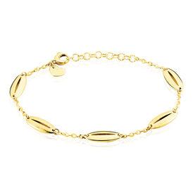 Damenarmband Gold 585 Herz -  Damen | Oro Vivo