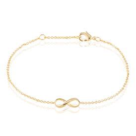 Damenarmband Vergoldet Infinity - Armbänder Damen | Oro Vivo